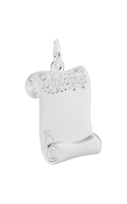 Rembrandt Charms Blank Opened Diploma Charm 1093 product image