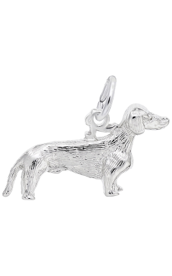 Rembrandt Charms Dachshund Dog Charm 1790 product image
