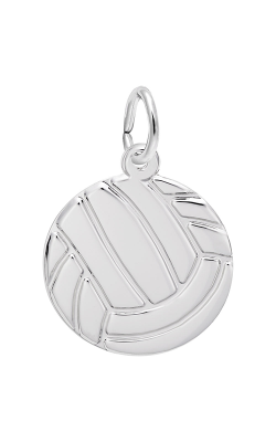 Rembrandt Charms Flat Volleyball Charm 2243 product image
