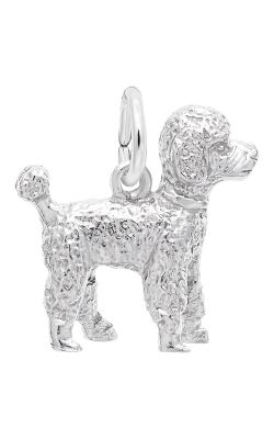 Rembrandt Charms Poodle Dog Charm 3044 product image