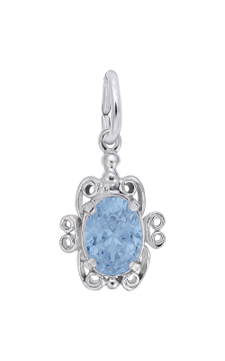 Rembrandt Charms Filigree Stone Charm 4764 product image
