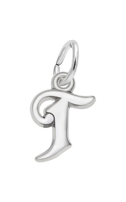Rembrandt Charms Curly Initial T Accent Charm 4765-020 product image
