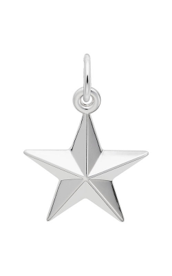 Rembrandt Charms Christmas Star Charm 6305 product image