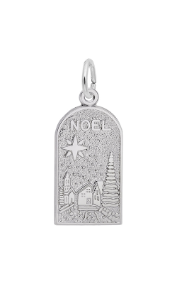 Rembrandt Charms Noel Christmas Scene Charm 6425 product image