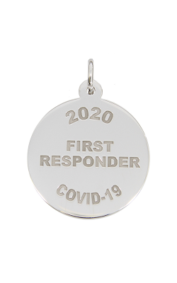 Rembrandt Charms Covid-19 First Responder Charm 7545 product image