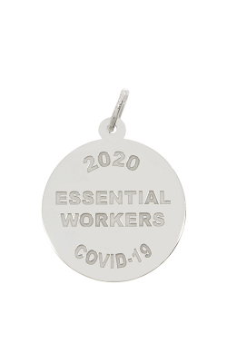 Rembrandt Charms Covid-19 Essential Workers Charm 7546 product image