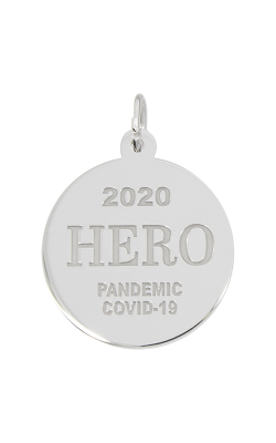 Rembrandt Charms Covid-19 Hero Charm 7550 product image