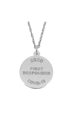 Rembrandt Charms Covid-19 First Responder Necklace Set 7545-0087 product image