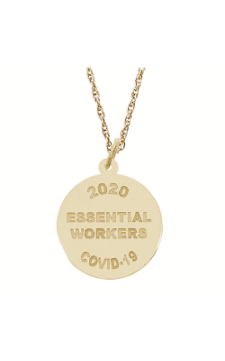 Rembrandt Charms Covid-19 Essential Workers Necklace Set 7546-0087 product image