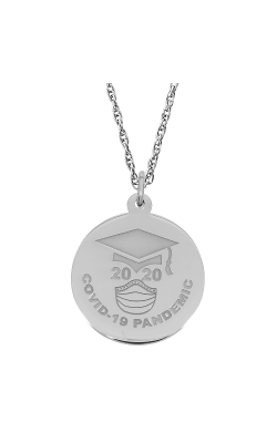 Rembrandt Charms Covid-19 Class of 2020 Necklace Set 7547-0087 product image