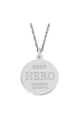 Rembrandt Charms Covid-19 Hero Necklace Set 7550-0087 product image