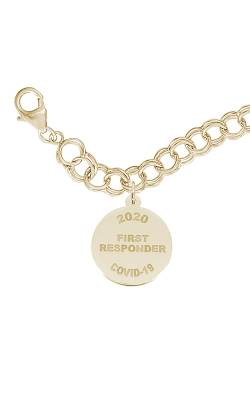 Rembrandt Charms Covid-19 First Responder Bracelet Set 7545-0117 product image
