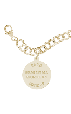 Rembrandt Charms Covid-19 Essential Workers Bracelet Set 7546-0117 product image