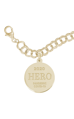 Rembrandt Charms Covid-19 Hero Bracelet Set 7550-0117 product image