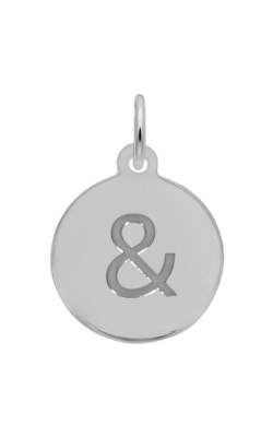 Rembrandt Charms Initial Disc Charm 1898 product image