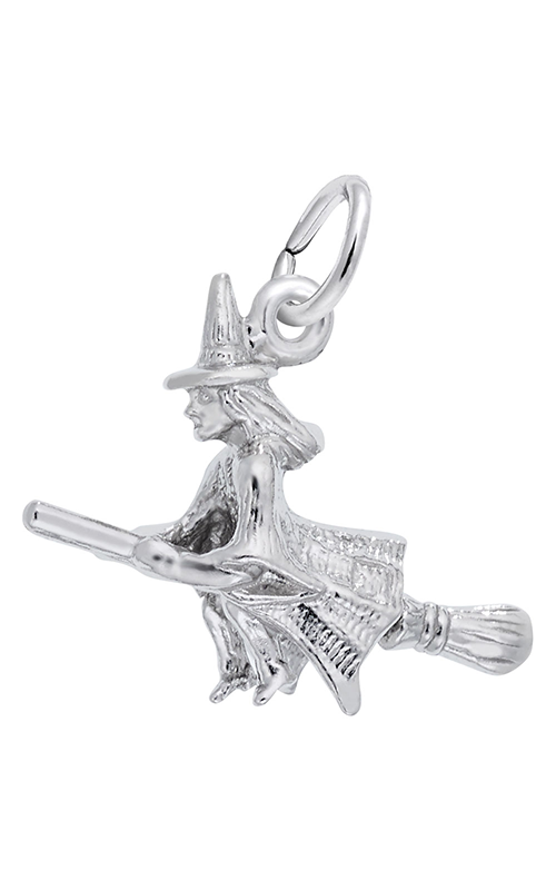 Charms for Bracelets and Necklaces Rembrandt Charms 10k Yellow Gold Helicopter Charm