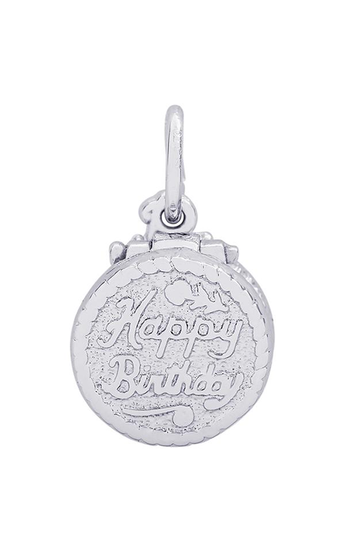 Rembrandt Charms Happy Birthday Cake Charm 8164 product image