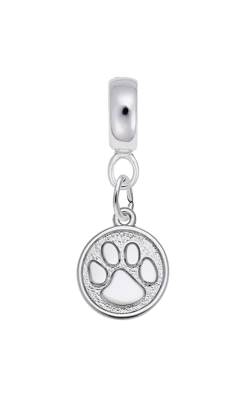 Rembrandt Charms Small Paw Print Charm 5664 product image