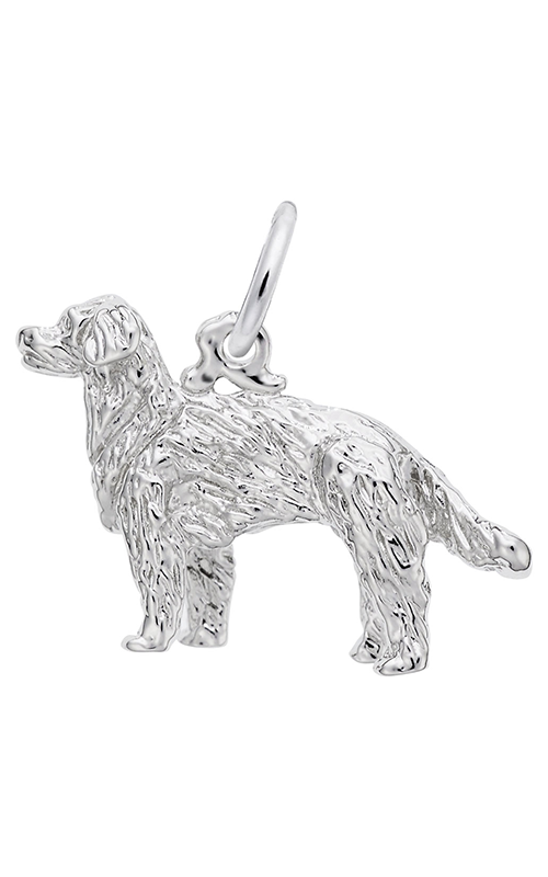 Rembrandt Charms Golden Retriever Dog Charm 1097 product image