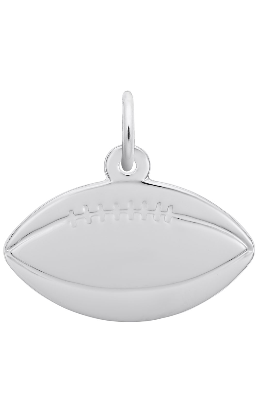 Rembrandt Charms Flat Football Charm 7787 product image