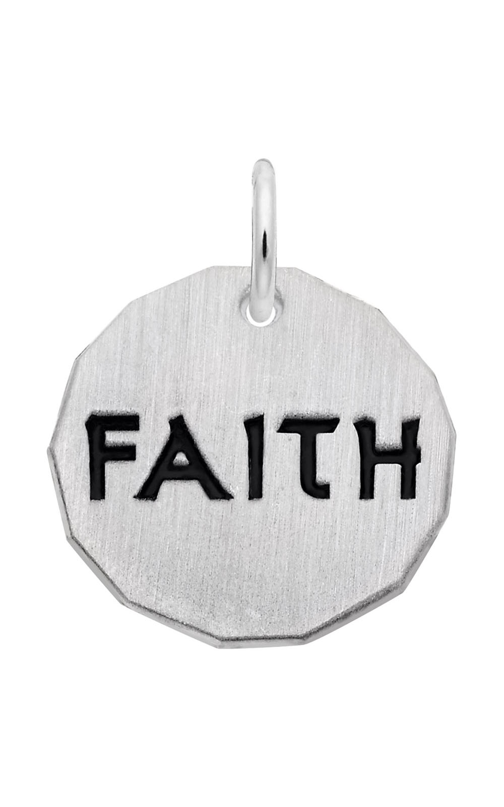 Rembrandt Charms Faith Charm Tag 8438 product image