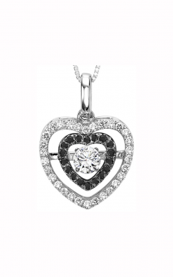 Rhythm Of Love Pendant ROL1018BLK product image