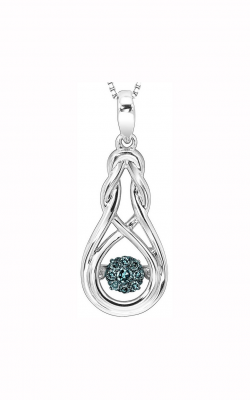 Rhythm Of Love Pendant ROL1019BL product image
