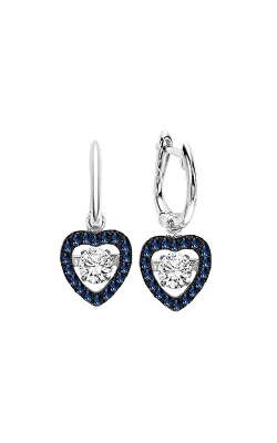 Rhythm Of Love Earrings ROL1022BLK product image