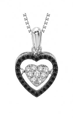 Rhythm of Love Necklace ROL1057BLK product image