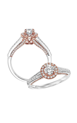 Rhythm Of Love Engagement Ring WB6055E product image