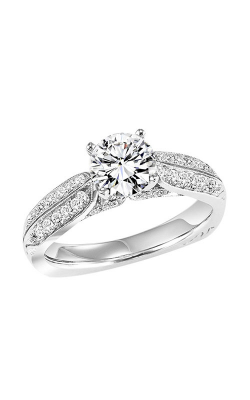 Rhythm Of Love Engagement Ring NVS7053E product image