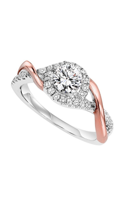 Rhythm Of Love Engagement Ring WB6007E product image
