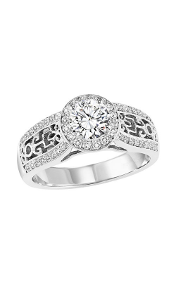 Rhythm Of Love Engagement Ring WB5958E product image
