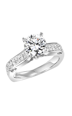 Rhythm Of Love Engagement Ring NVS7055E product image