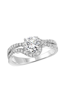 Rhythm Of Love Engagement Ring NVS7089E product image