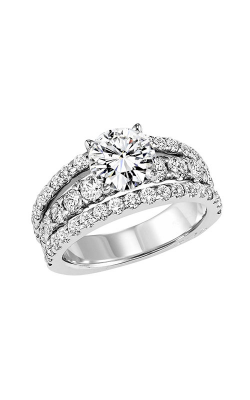 Rhythm Of Love Engagement Ring NVS7122E product image