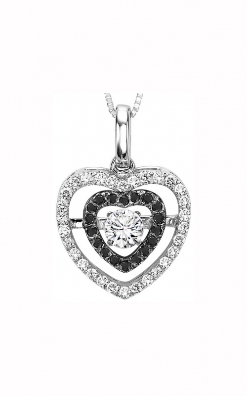 Rhythm of Love Necklace ROL1018BLK product image