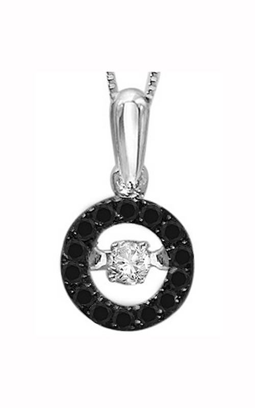 Rhythm of Love Necklace ROL1025BLK product image