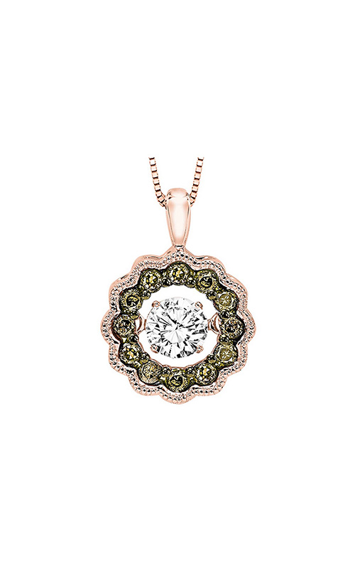 Rhythm of Love Necklace ROL1052DBR product image