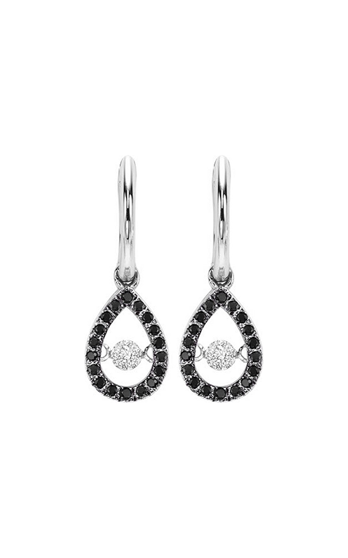 Rhythm of Love Earrings ROL1024BLK product image