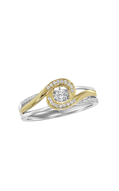 Rhythm of Love Engagement ring ROL1236YN product image