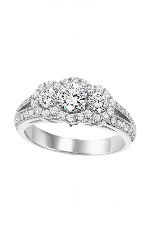 Rhythm of Love Engagement ring WB5826EC product image