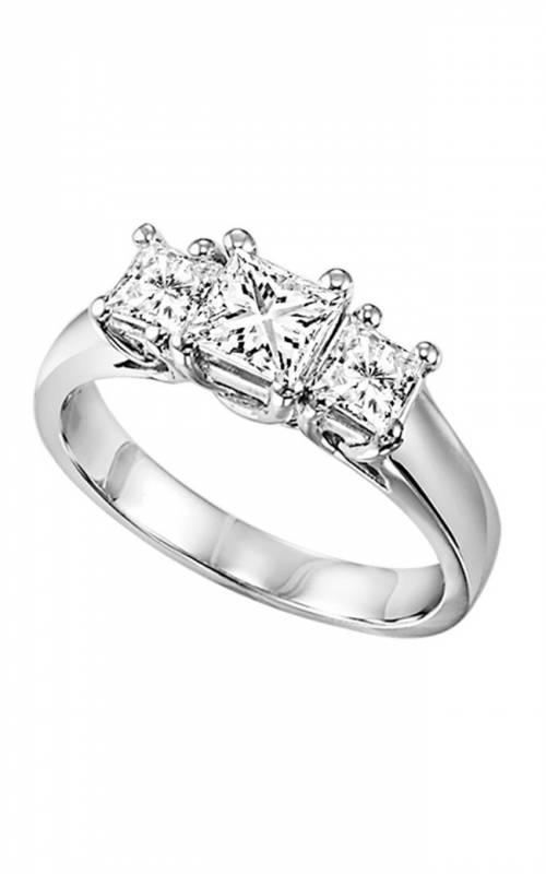 Rhythm of Love Engagement ring HDR1088BW product image