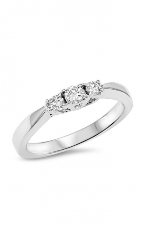 Rhythm of Love Engagement ring 3C355AW product image