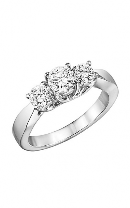 Rhythm of Love Engagement ring HDR1364BW product image