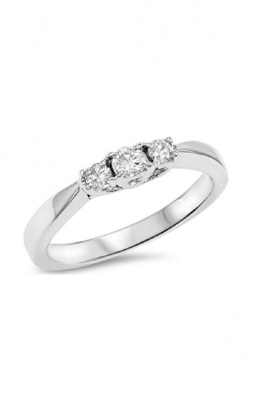 Rhythm of Love Engagement ring 3C356BW product image