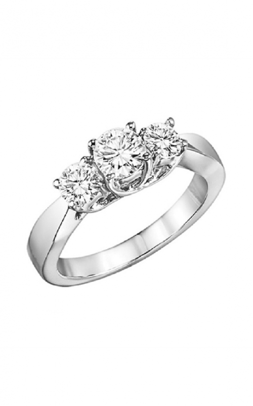 Rhythm of Love Engagement ring 3C358BW product image