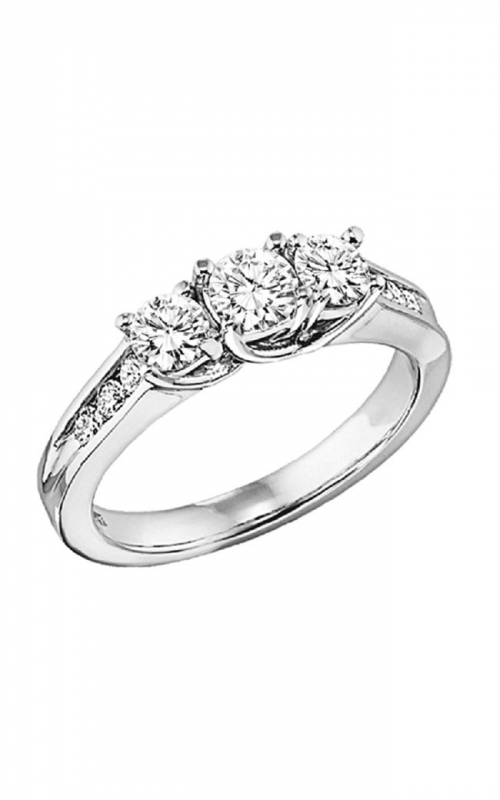 Rhythm of Love Engagement ring HDR1295BW product image