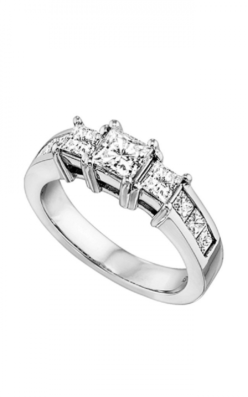 Rhythm of Love Engagement ring HDR1328BW product image
