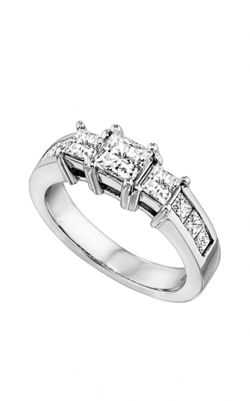 Rhythm of Love Engagement ring HDR1328AW product image